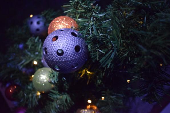 Floorball wünscht Frohe Weihnacht